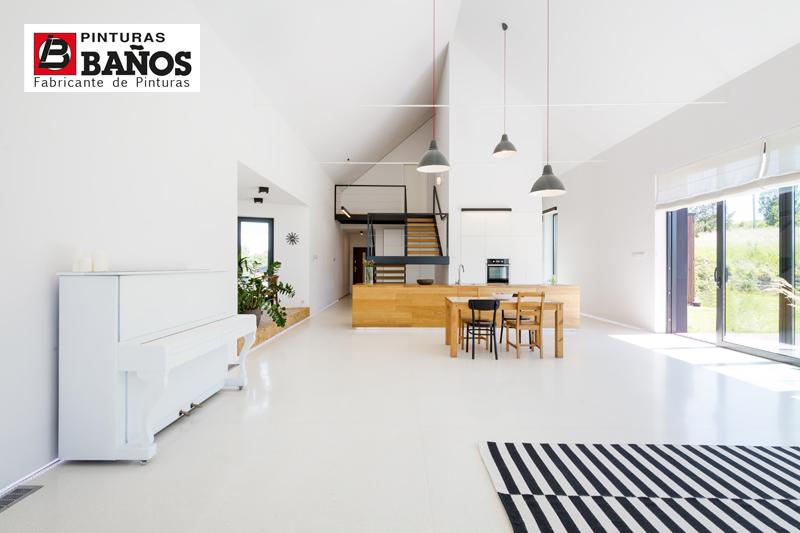 6 buenas razones para pintar todas las paredes de blanco!