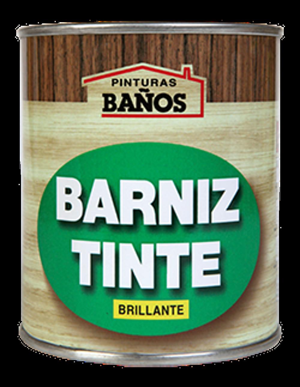 BARNIZ TINTE 375 ML