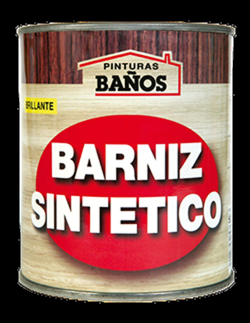 BARNIZ SINTETICO BRILLANTE