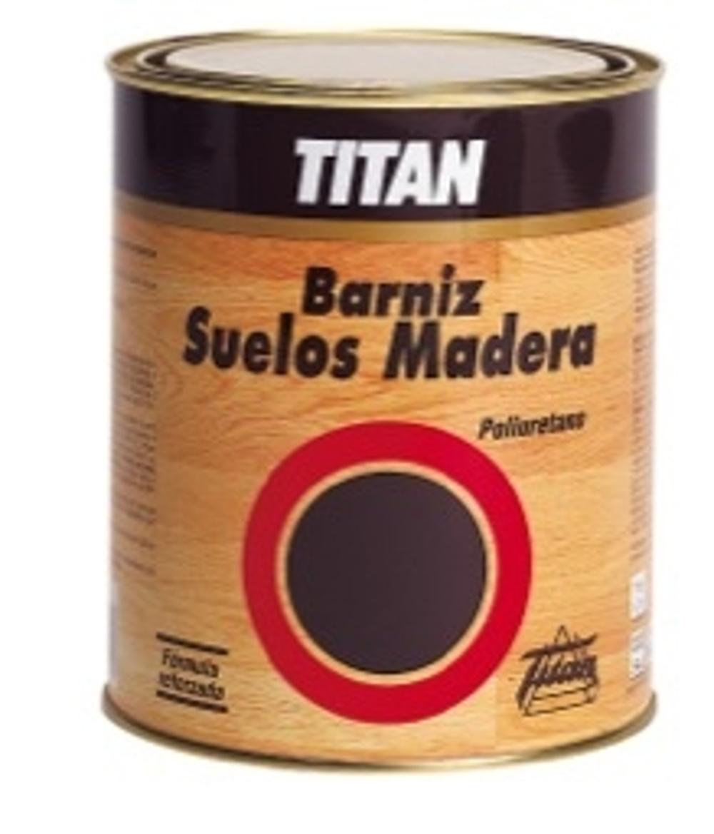BARNIZ TITAN PARA SUELOS DE MADERA