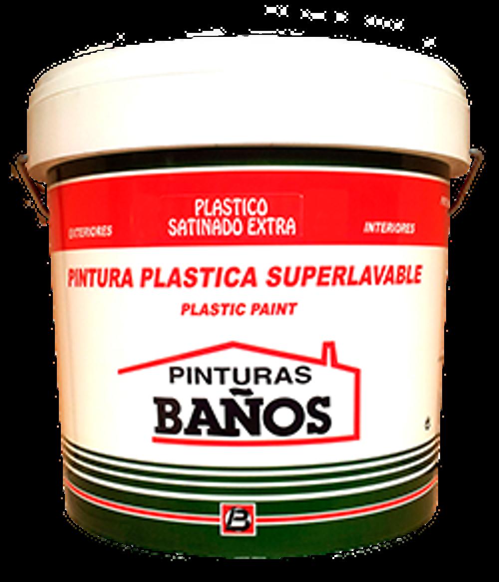 PLASTICO SATINADO CUMBRE EXTRA