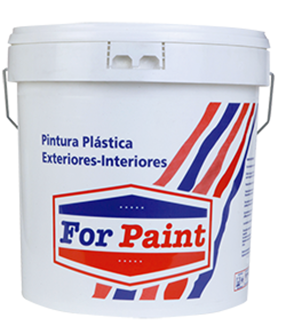 PLASTICO SATINADO FOR PAINT P-50