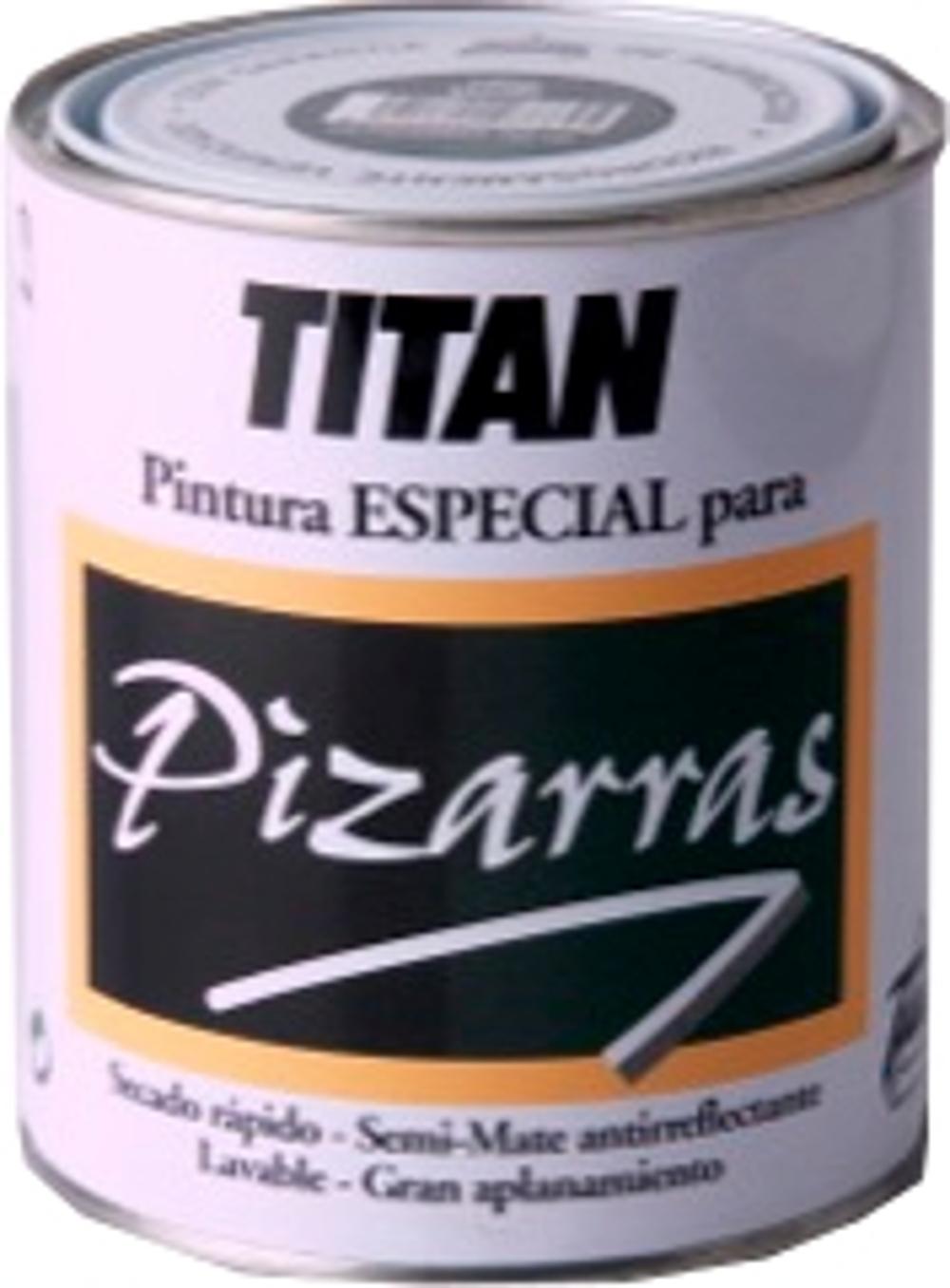 PINTURA PIZARRAS TITAN
