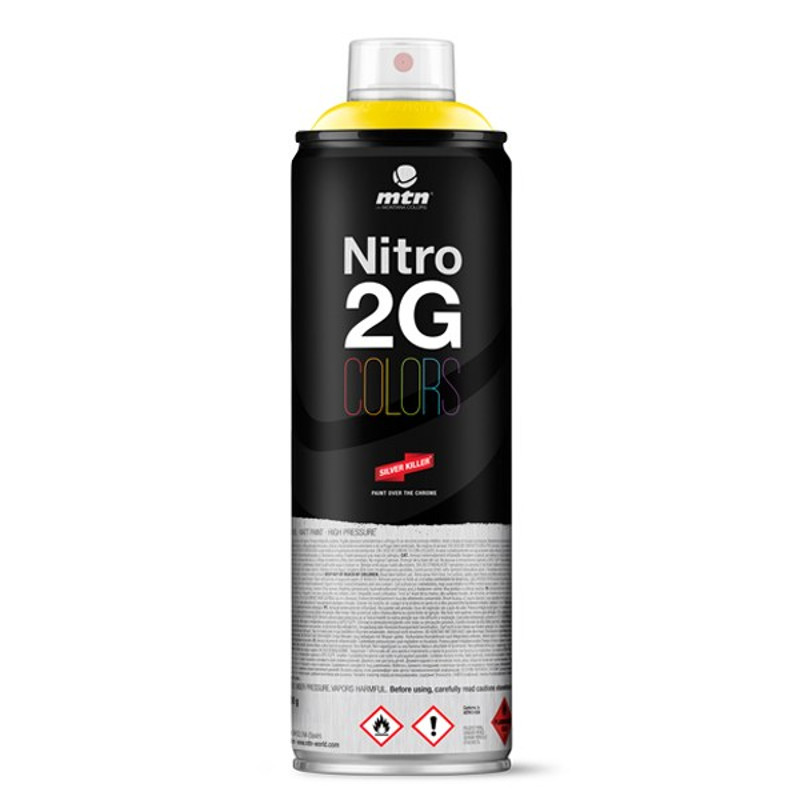 SPRAY MONTANA NITRO 2G COLORS